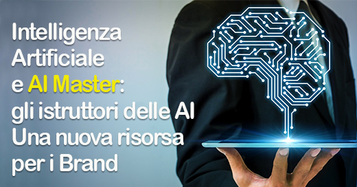 intelligenza artificiale e AI Master